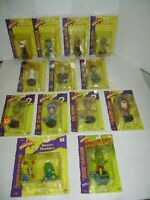 13 Universal Monsters LITTLE BIG HEADS Collection Series I & 2 Figure Lot