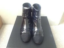 CHANEL short Boots size 36.5 Retail $1500