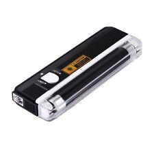 Mini Portable Ultra Violet UV Black Light Lamp Torch With LED Flashlight hot