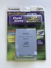Fujifilm Image Memory Card Reader DPC-R1 xD - Picture Card Smart Media