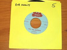 """R&B Novelty 45 Rpm - Effie Smith - Spot 103 - """"Dial That Telephone"""""""