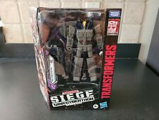 Transformers War for Cybertron Siege Leader Astrotrain WFC-S51 By Hasbro New