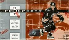 2005-06 (2006) Fleer Hot Prospects Hockey Factory Sealed Hobby Box - Crosby RC?