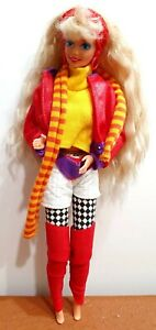 Barbie Benetton Shopping 1991