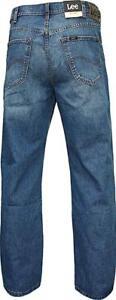 LEE Herren Jeans BROOKLYN L81342ET Mid Worn