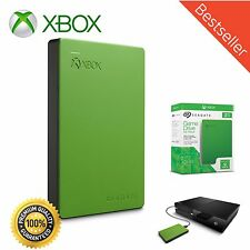 NEW IN BOX Seagate Game External Hard Drive for Xbox One 2TB Super Speed 160MB/S