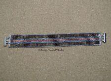 Peyote Bracelet - Miyuki Beads - Art Deco - Stripes