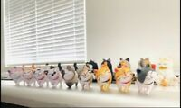 1PC Cute Cat Collectible Figure Home Decoration cat Lover