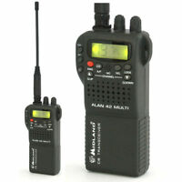CB MIDLAND ALAN 42   Multi 4W Handfunkgerät  CB Radio