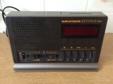 Vintage Grundig sonoclock 700. Working and fantastic retro colours.