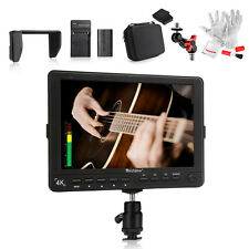 "Bestview S7 4K 7"" field monitor +Charger + Battery +Carry Bag +Magic Arm Adapter"
