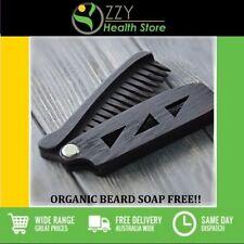 Wooden Hair Beard Combs
