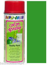 Dupli-Color Color-Spray Gelbgrün glänzend 400 ml Spraylack Lackspray RAL 6018