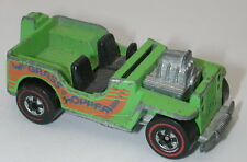 Reline Hotwheels Green 1974 Grass Hopper oc10485