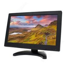 "11.6"" LCD HD 1366X768 VGA Video Audio HDMI Monitor for DVD PC Banking AV Input"