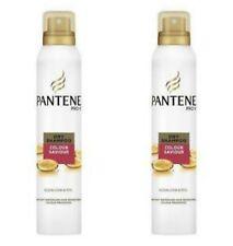 6x Pantene Pro V Dry Hair Shampoo Colour Saviour Travel Size 65ml