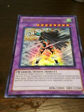 Elemental Hero Great Tornado *Ultra Rare* LC02-EN010 NM