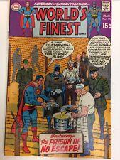 World's Finest Comics #192 Comic Book DC 1970 Superman Batman