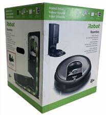 iRobot Roomba I8 Black Robot Dirt Disposal