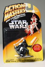 Kenner Action Masters Star Wars Darth Vader Die Cast Metal Collectible Figure