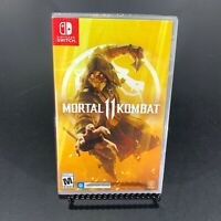 Mortal Kombat 11 - Nintendo Switch * New Sealed Game * Free Shipping