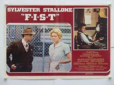 F.I.S.T. drammatico politico di Jewison con Sylvester Stallone fotobusta 1978