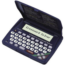Seiko Oxford Crossword Solver Spellchecker Thesaurus Pocket Edition SE-ER3200 UK