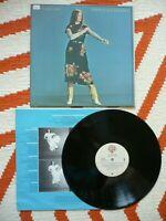 Emmylou Harris Evangeline Vinyl US 1981 Warners Bros 1st Press LP EXC