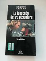La Leggenda del Re Pescatore VHS - Videocassetta La Repubblica Cinema