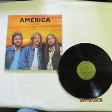 LP Vinyl - America Homecoming LP 1972 WB Green Trifold Ventura Highway