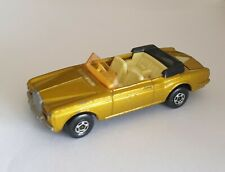 Matchbox Superfast No. 69 Rolls Royce Silver Shadow Coupe