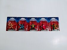 He-Man MOTU Masters Of The Universe Micro Collection Mattel - Set Of 5