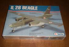Il 28 Beagle Usairfix Model Kit - Vintage - 1/72