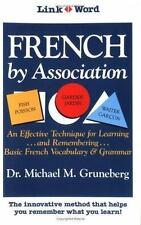 French by Association (Link Word) Gruneberg, Michael Paperback