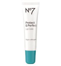 No7 Protect & Perfect Lip Care Cream 1X10ml NEW Unboxed