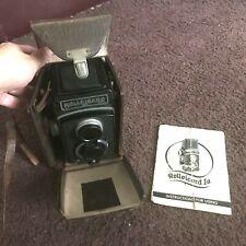 Vintage Rolleicord Camera DRP DRGM Compur Franke Heidecke + Instructions, Case