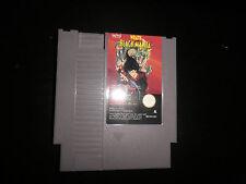 Nintendo NES-IRA DEI BLACK MANTA-CART