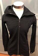 Brand New Lululemon In Stride Jacket, Black - Size 4