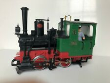 More details for lgb 2010 engine for g scale steam engine with green cab 1970s original box