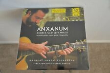 Andrea Castelfranato Anxanum, Limited Edition of 496, 180g LP, Import, SEALED