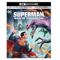 Superman: Man of Tomorrow [4K Ultra HD Blu-ray/Blu-ray] [2020]