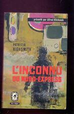 Patricia HIGHSMITH L'inconnu du Nord-Express Livre de Poche Policier 849 1973