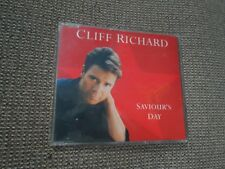 Cliff Richard Saviour's Day RARE CD Single