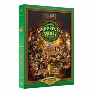 The Hobbit An Unexpected Party Board Game - WETA Workshop