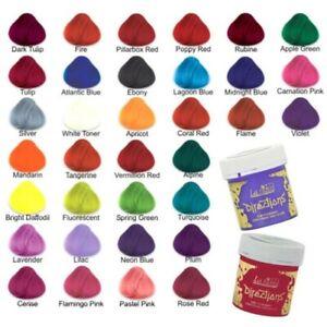 2 X La Riche Directions Coloration Semi Permanente Teinture Tout Couleurs