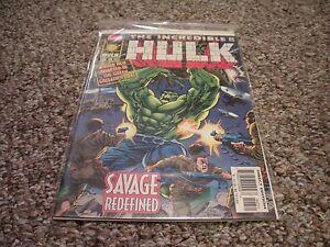 The Incredible Hulk #447 (1968 Series) Marvel Comics NM+ Variant Cover