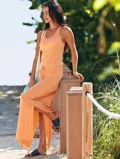 NWT Athleta Large Orange CRESSIDA DRESS Bra T-Back Maxi Summer Beach L $98