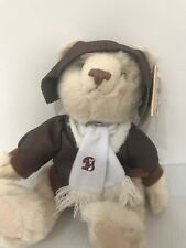 Bialosky Bear Pilot Charlie Vintage 1995 treasury collectible bear 9� New