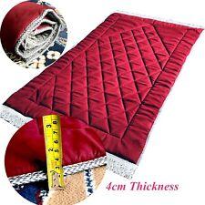 Bazachi Thick Padded / Cushioned Prayer Mat Sajadah (1.5kg) - Made in Turkey