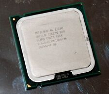 Intel Core2 Duo E7300 2.66GHz/1066MHz FSB 3MB Cache SLAPB CPU Processor